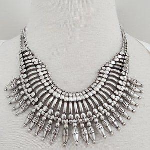 ALDO spike necklace NWT